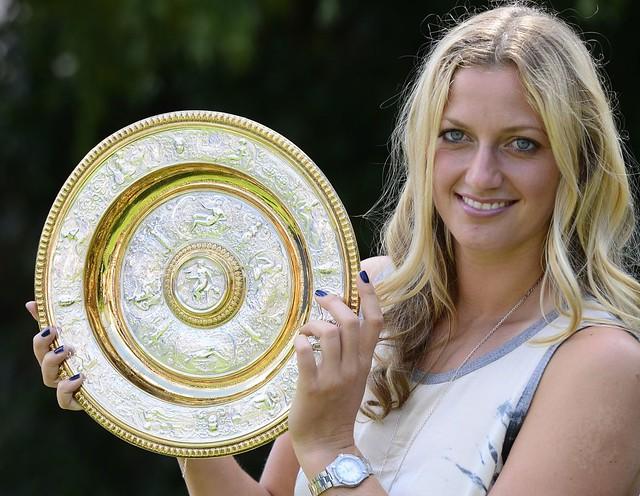 WTA Rankings 7.7.2014: Petra Kvitova Moves To #4 In The ...