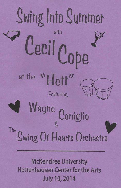 Cecil Cope 2
