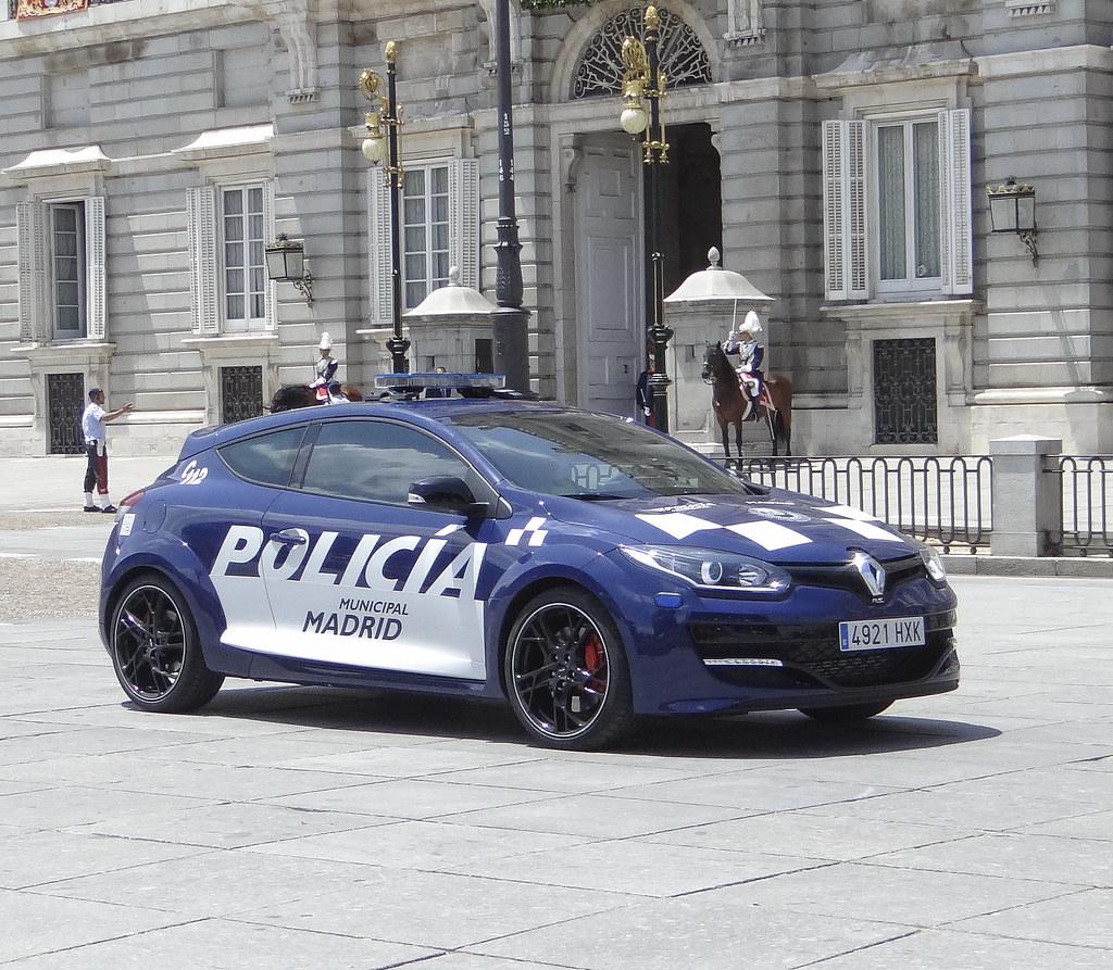 Policía Municipal de Madrid 14451839786_a49dca8987_b