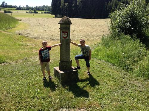 Чешско-австрийская граница