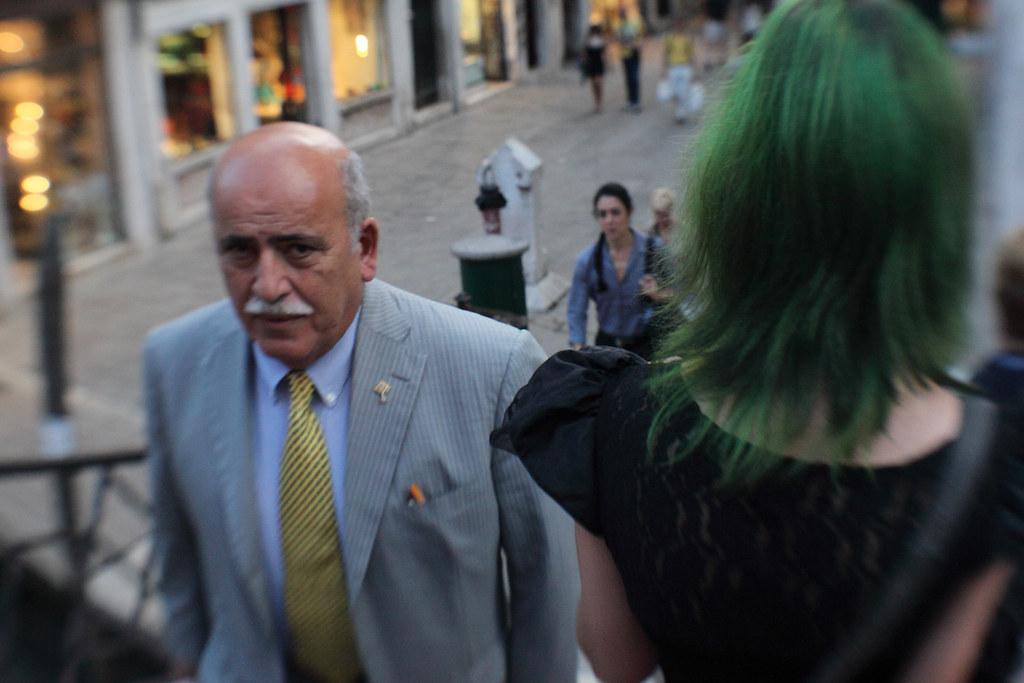 green hair 2
