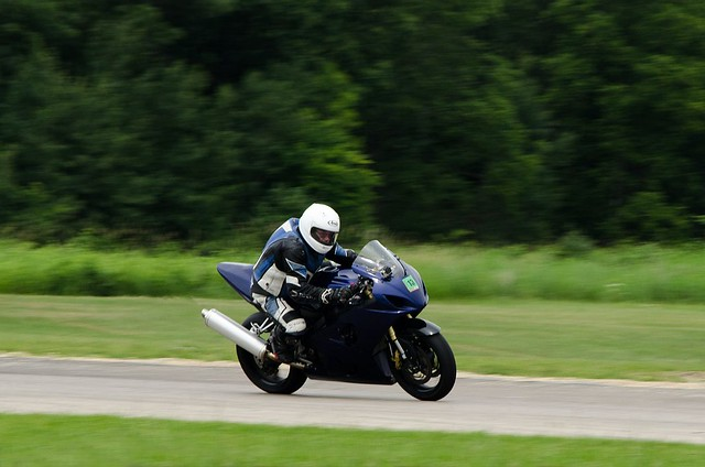 Track Day at Blackhawk Farms Raceway