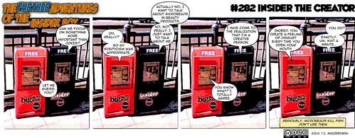 #282 Insider The Creator