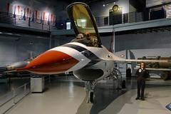 General Dynamics F-16A '3'