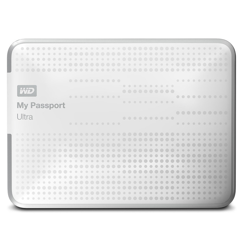 Western Digital - My Passport Ultra