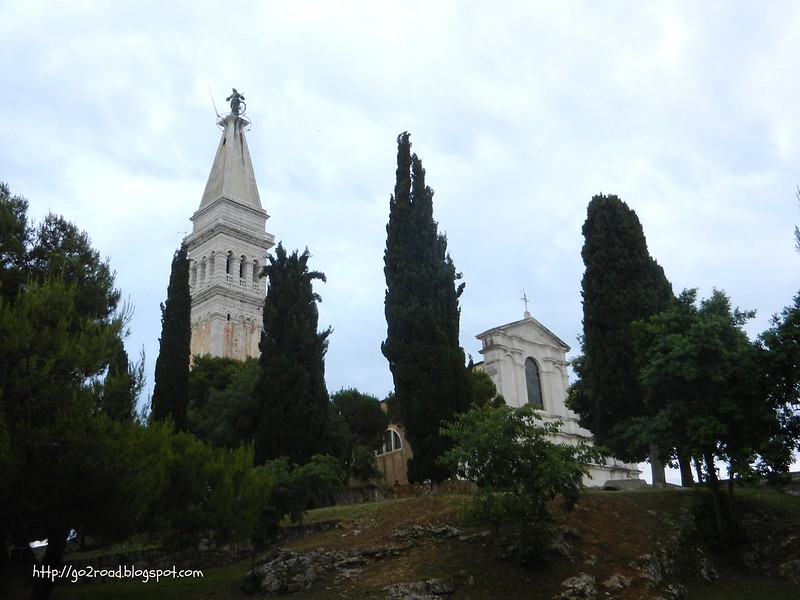 Собор Св. Евфимии в Ровини