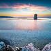 Lagoon sunset (long exposure version) by luigig75