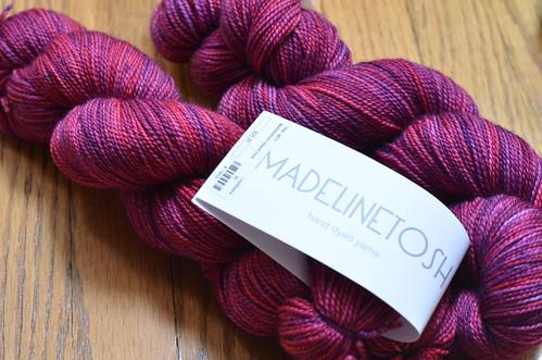 Madtosh sock