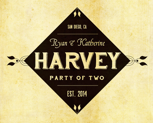 Harvey, party of two