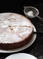 Almond Cake 3
