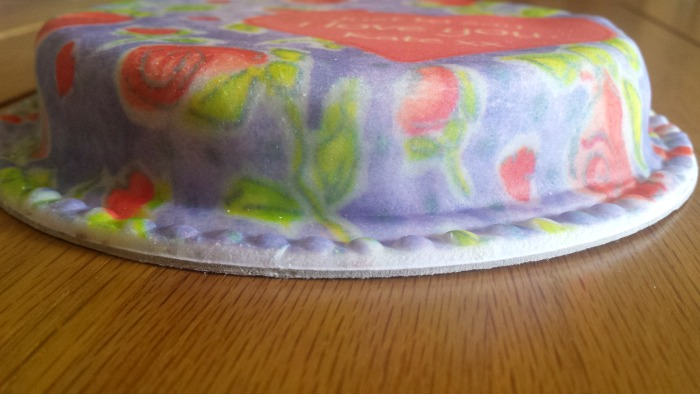 Bakerdays Letterbox Cake4