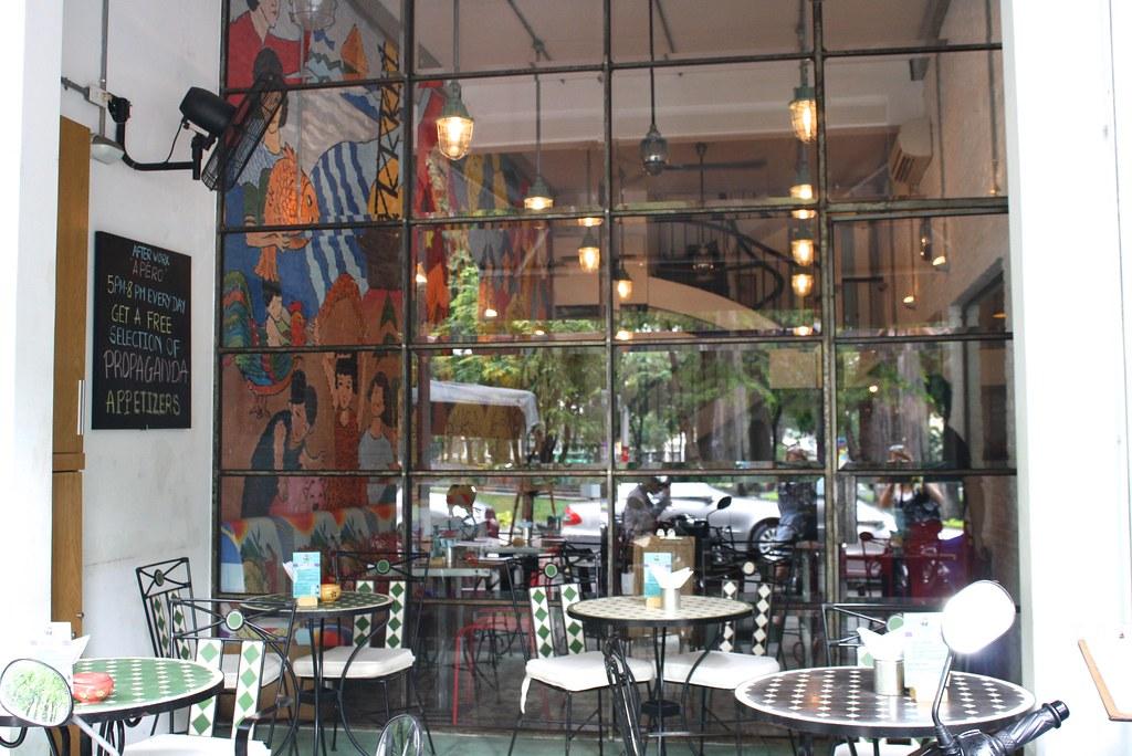 Menu Colonial Cafe Saigon