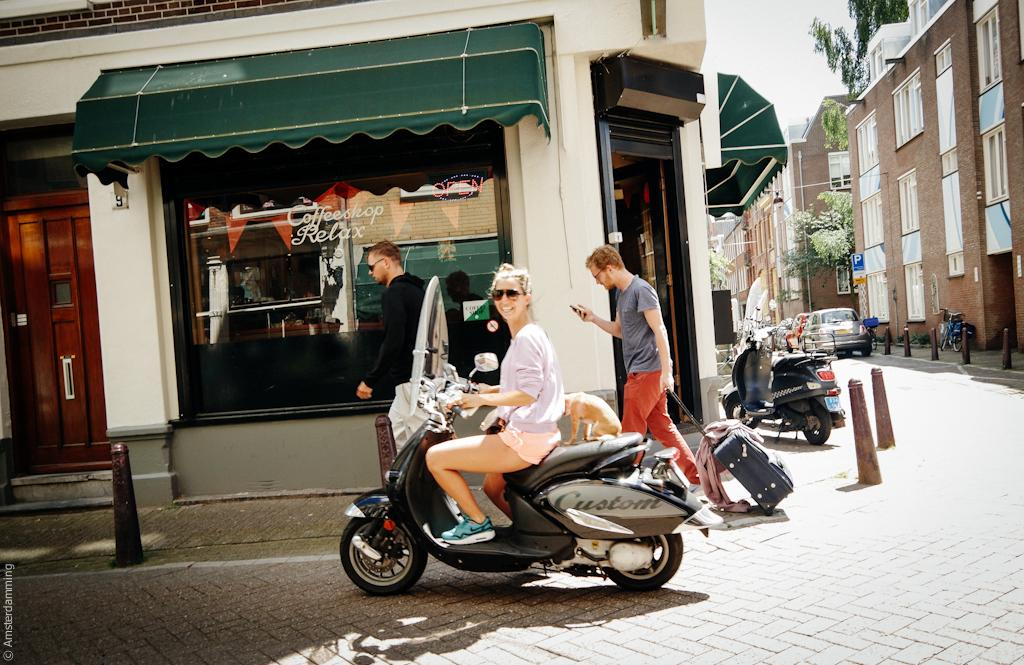 Amsterdam, Haarlemmerbuurt