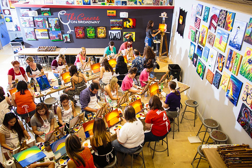 "painting ""people painting"" ""painting studio"" people folk humans human ""human beings"" Columbia ""Columbia Missouri"" Missouri July Summer 2014 ""The Canvas on Broadway USA"" US Country Notley ""Notley Hawkins"" 10thavenue http://www.notleyhawkins.com/ ""Missouri Photography"" ""Notley Hawkins Photography"" ""Rural Photography"" ""Boone Bounty"" BoCoMo ""Boone County Missouri"""