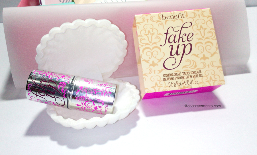 Unboxing June BDJBox 2014 an exclusive benefit cosmetics box fake up