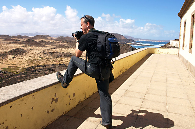 Jack Isla de Lobos, Fuerteventura