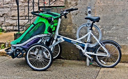 Zigo Leader Stroller Trike -  Ottawa 06 14