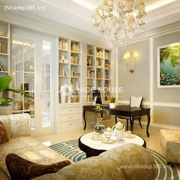 Thiết kế nội thất tân cổ điển Quảng Ninh_3