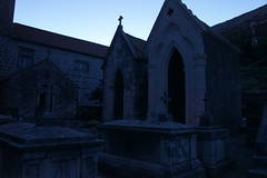 Graveyard above Orebic