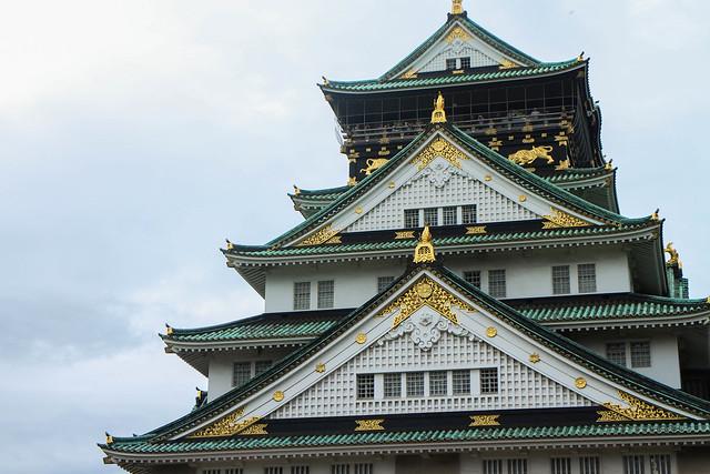 大阪城天守閣Osaka Castle