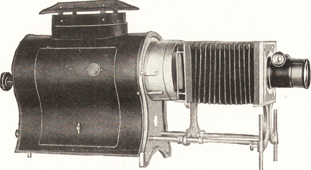 "Image from page 21 of ""Catalog of stereopticons, motion picture machines, projection apparatus : manufactured and imported by the McIntosh Stereopticon Company"" (1915)"