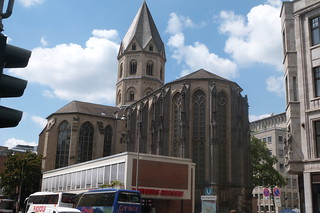St Andreas, Cologne