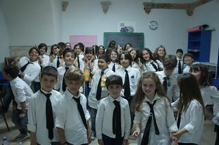 Il coro del Piccolo Conservatorio