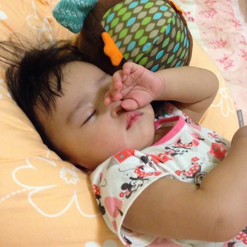 用睡覺來防制颱風的一個概念