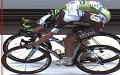 auto race(0.0), mountain bike(0.0), bicycle motocross(0.0), bmx racing(0.0), motorcycle speedway(0.0), racing(1.0), bicycle racing(1.0), road bicycle(1.0), vehicle(1.0), sports(1.0), sports equipment(1.0), road bicycle racing(1.0), hybrid bicycle(1.0), cycle sport(1.0), cyclo-cross bicycle(1.0), racing bicycle(1.0), bicycle(1.0),