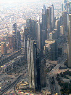 Sheikh Zayed Road (شارع الشيخ زايد), Dubai (دبي)