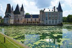 Château d'O, Mortrée