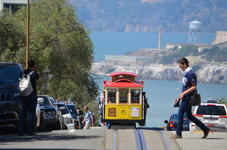 MUNI - Hyde and Lombard - July 31, 2014 (1)