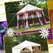 Garden tent by kirti_creations