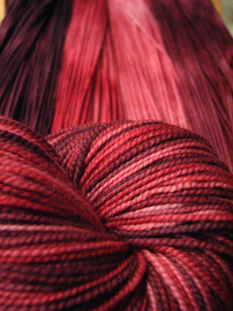Mulberries - Tiger Club July 2014 - Tiger Twist - Self Striping