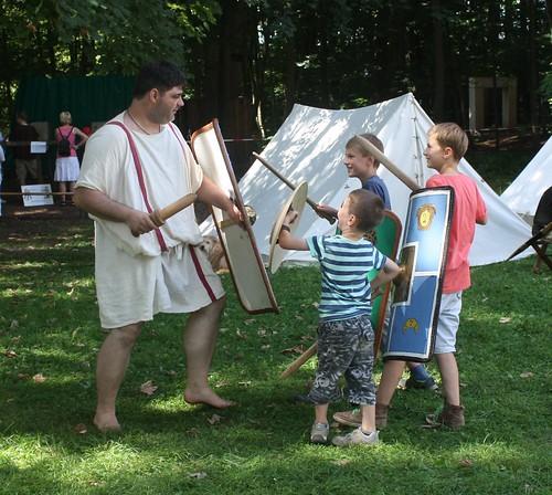 junior gladiators