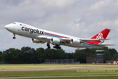 1024 LX-VCC B747-8 Cargolux