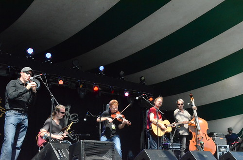 Lunasa - Edmonton Folk Music Festival 2014