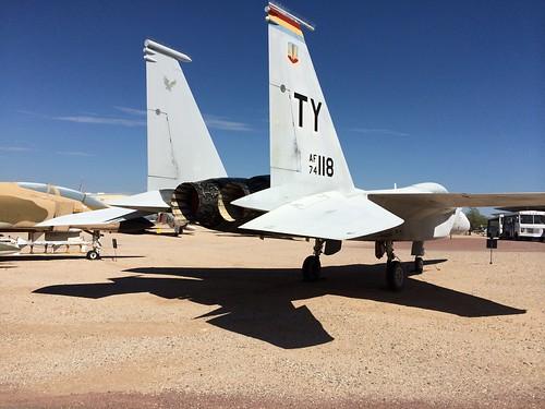 McDonnell-Douglas F-15A