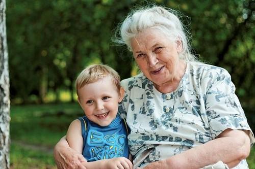 здоровье бабушкка