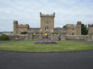 The Clock Tower Culzean castle