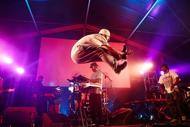 Theo Parrish - Latitude Festival 2014