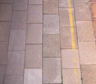 Dorridge paving slabs