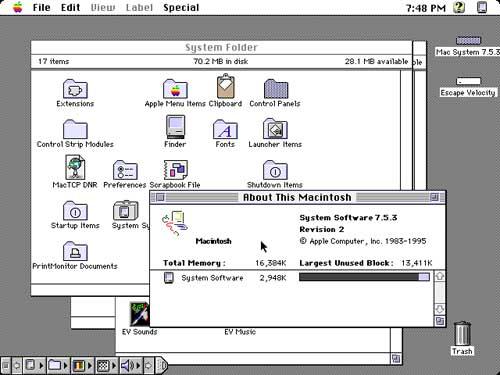 System 7.5.3