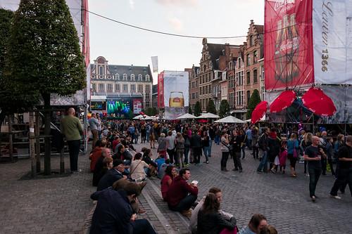 Marktrock 2014 - Oude Markt