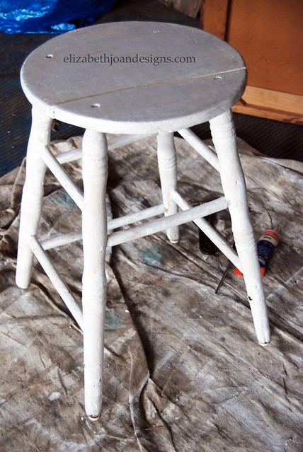 Milking Stool 4