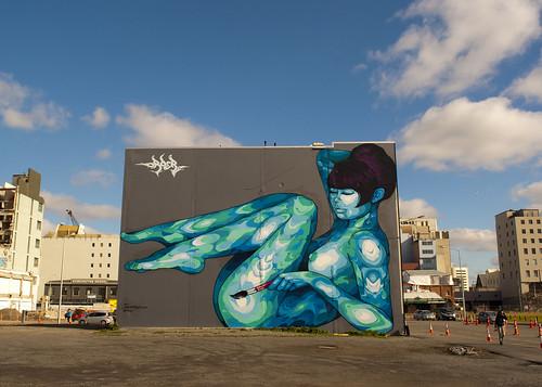 Street Art, Christchurch