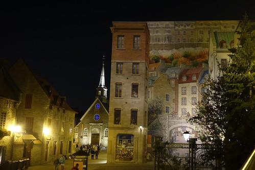 Notre Dame des Victoires and Building Art