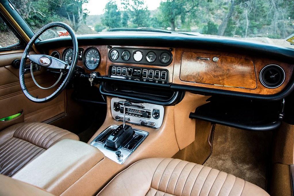 Top Quality 44k-mile 1971 Jaguar Xj6 For Sale On Bat Auctions