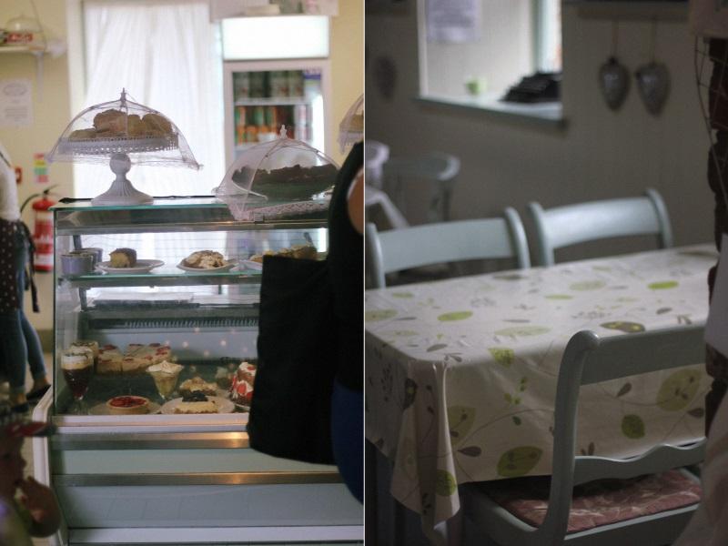 wexford lavender farm café