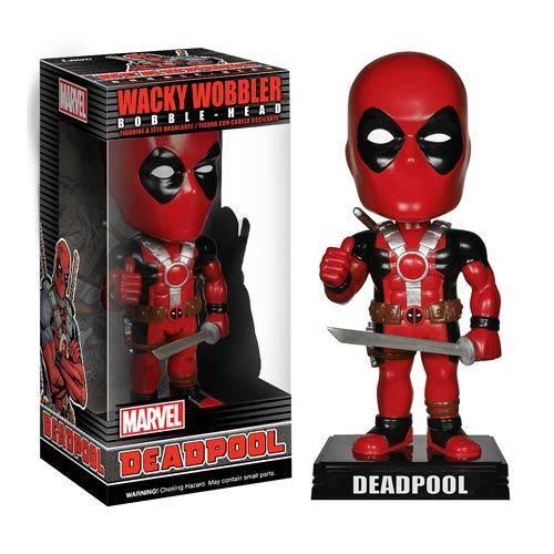 FUNKO WACKY WOBBLER 系列【死侍】MARVEL 系列 Deadpool